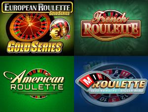 online-roulette-variants